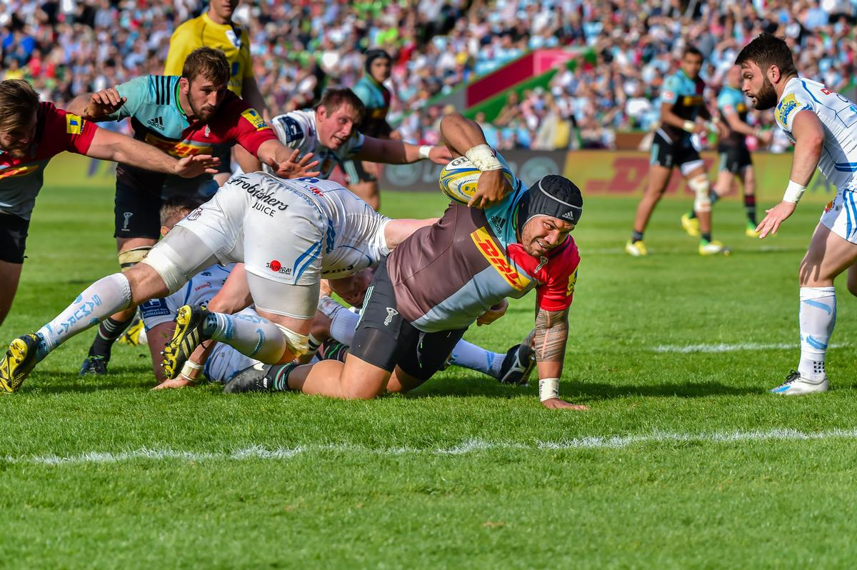 The deal, worth in excess of £200m, follows CVC's previous attempts to buy a 51 per cent majority share in Premiership Rugby