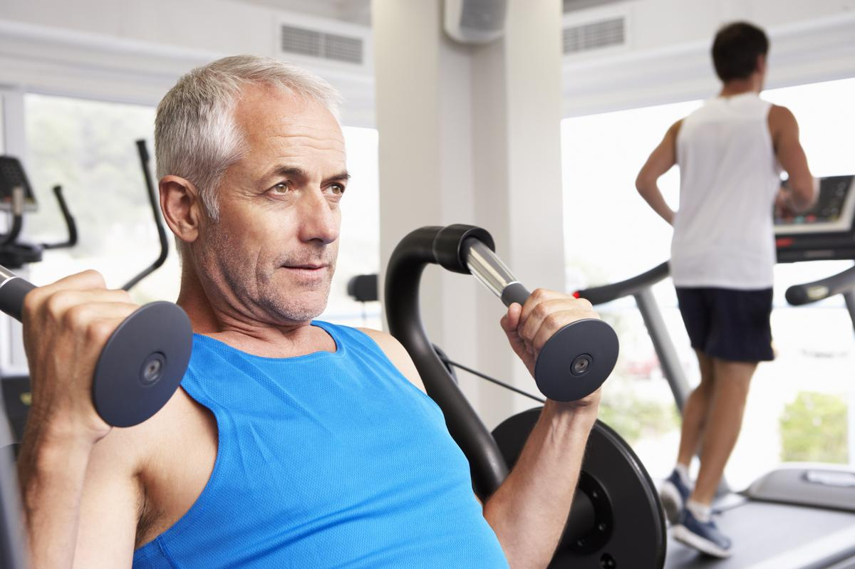 The finding suggest that regular exercise may provide protection against the risk of future heart failure