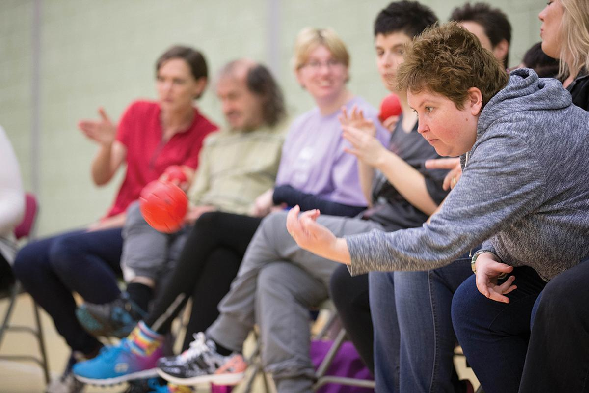 The social enterprise will run activity sessions two to three times per week in accessible venues across Essex, for a period of 12 months, starting March 2019