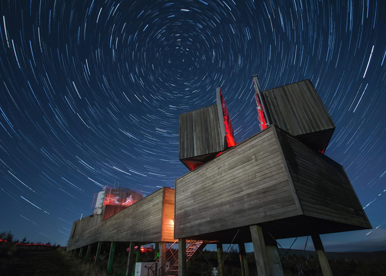 The planetarium will mean Kielder Observatory will now offer visitors activities during the daytime, as well as on cloudy and poor visibility nights and later light summer evenings