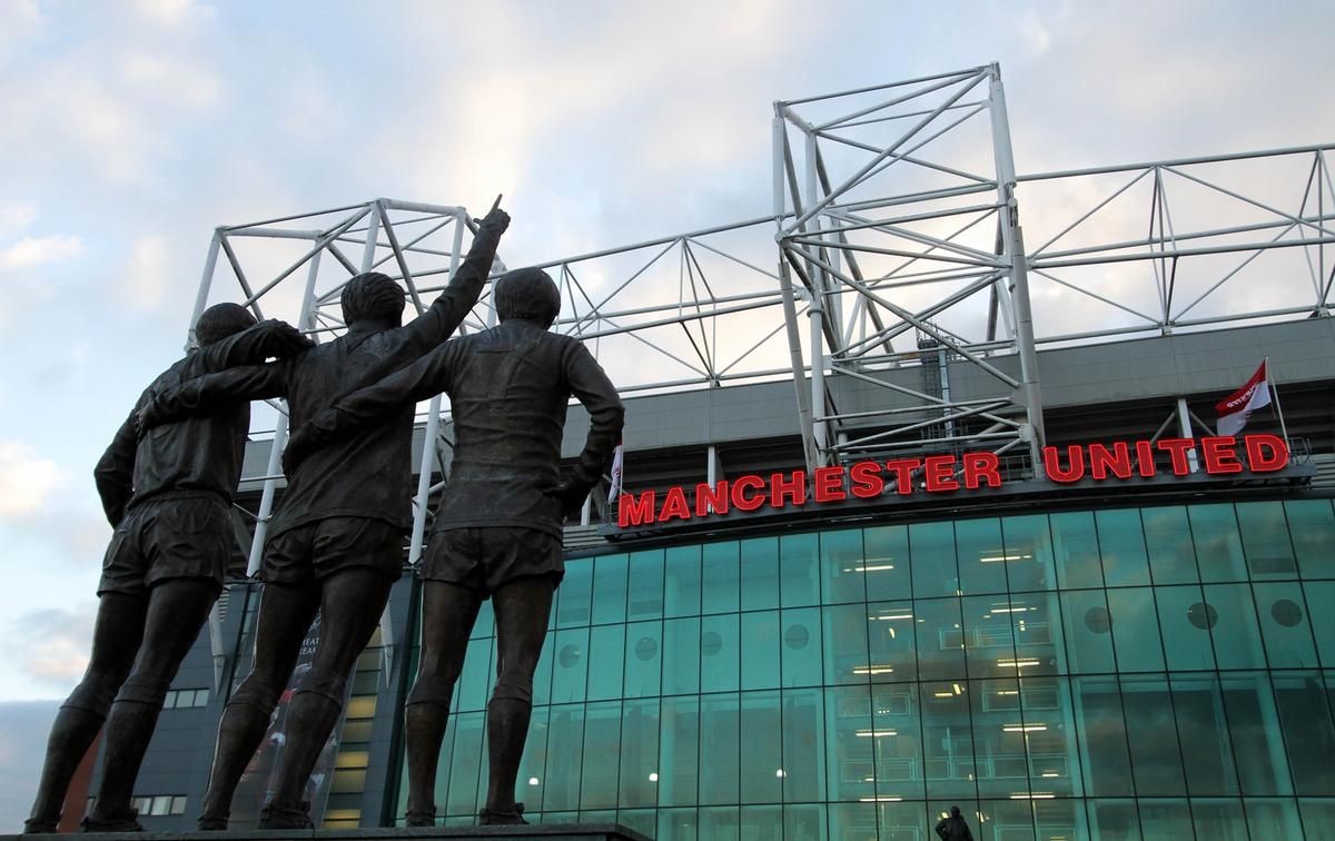 The centres will include interactive attractions 'transporting fans to Old Trafford'