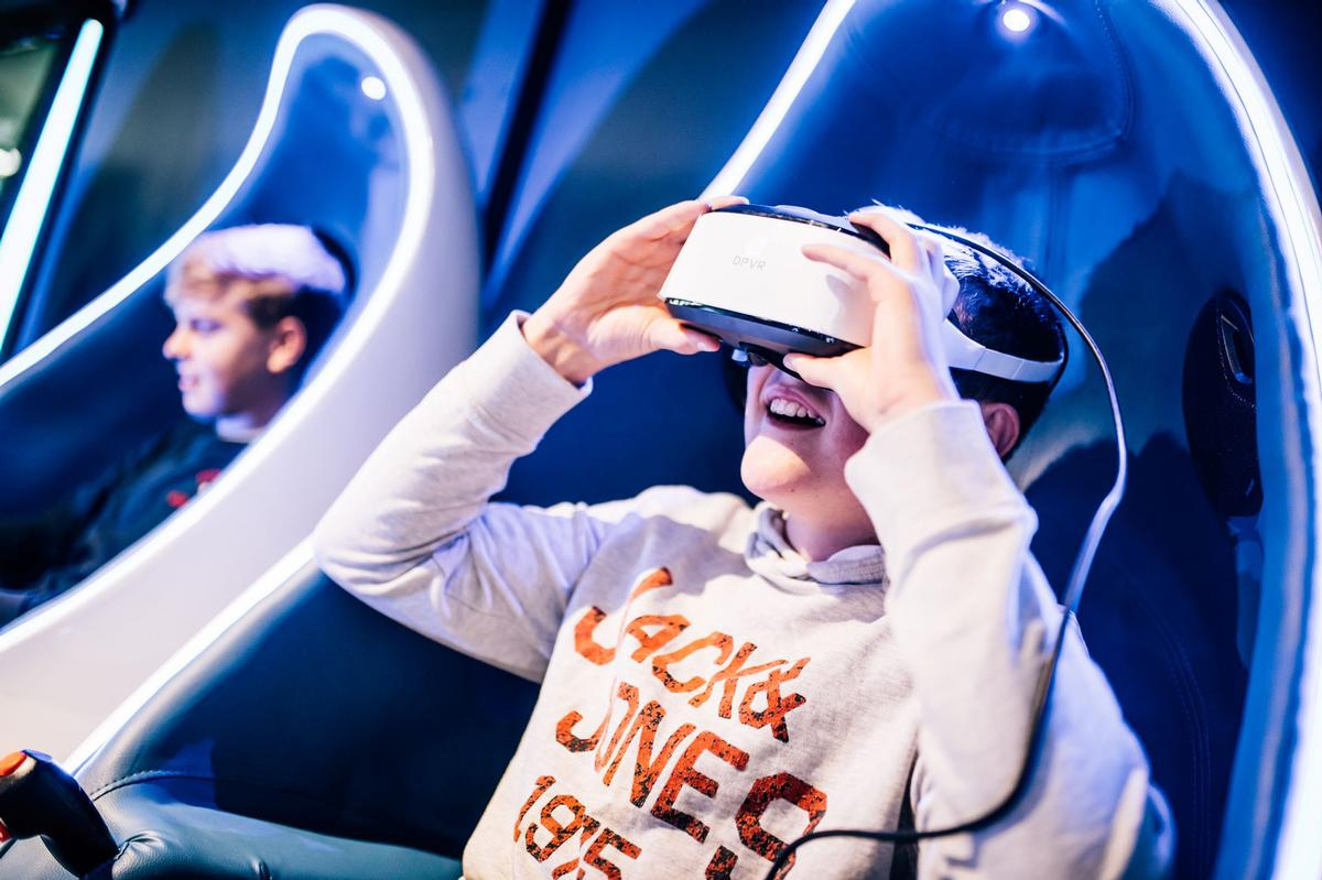 Immotion VR has opened a new centre at the London Design Centre in Wembley Park