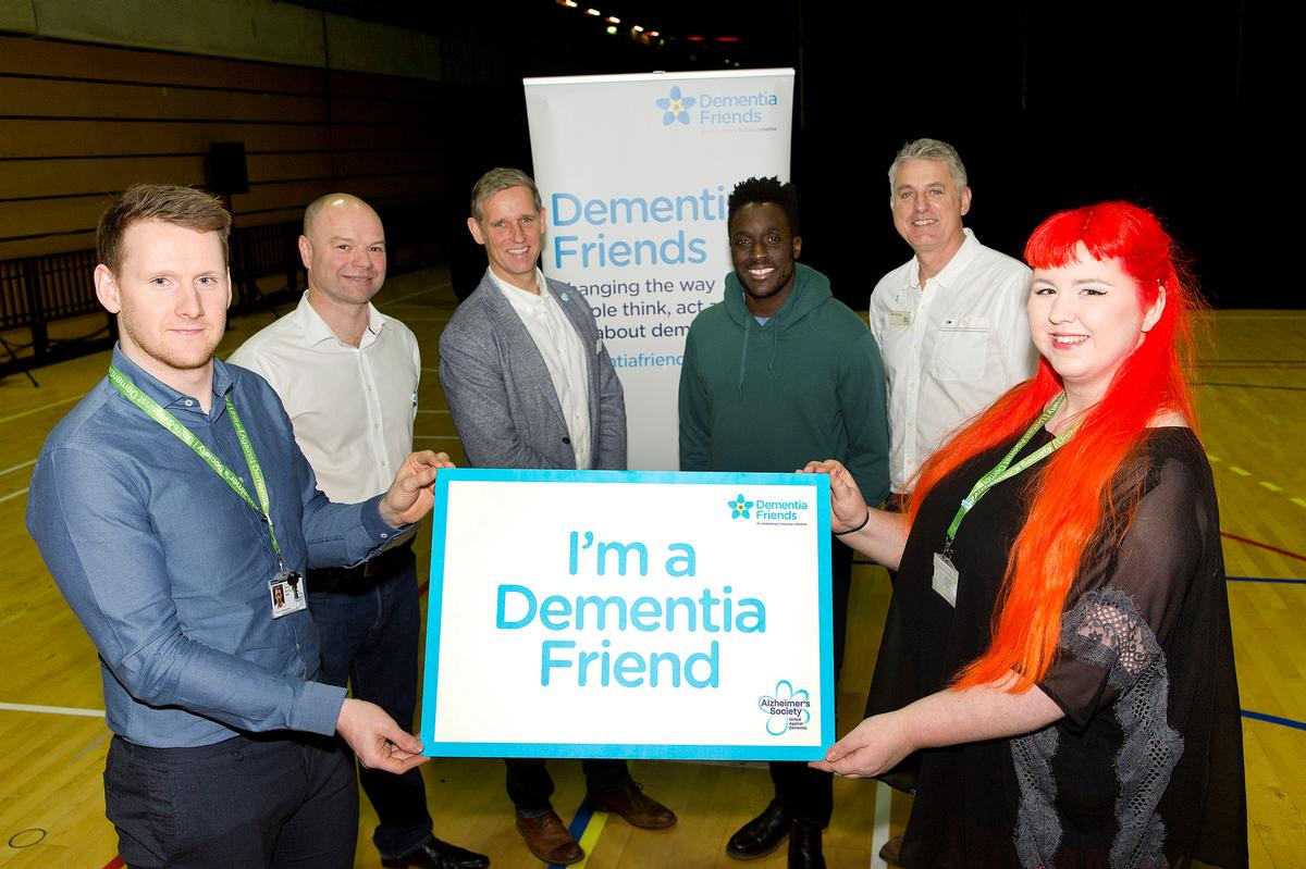 Staff across the social enterprise's network of leisure centres will receive training through a series of staff conferences