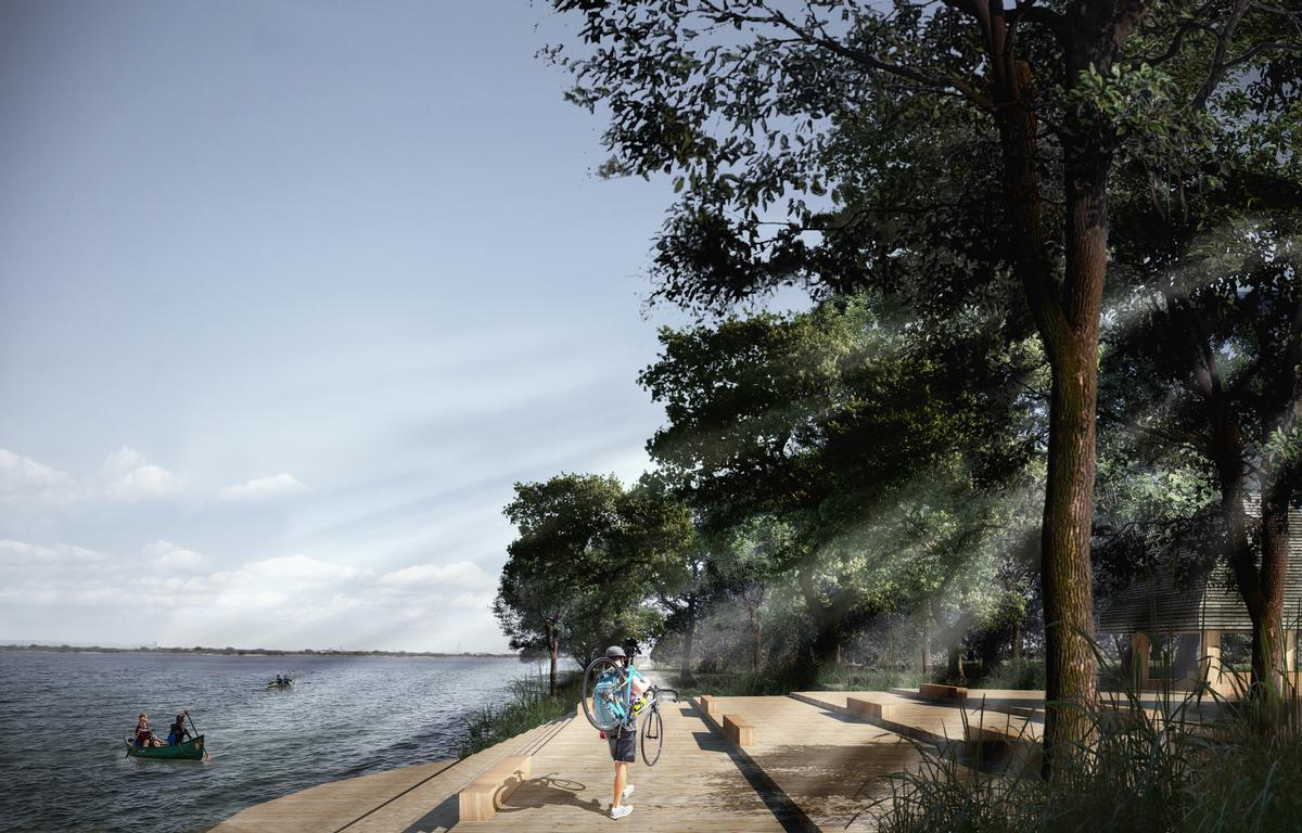 Initial planning for the project is expected to be undertaken over the course of 2019. / Courtesy of Møller & Grønborg and ADEPT