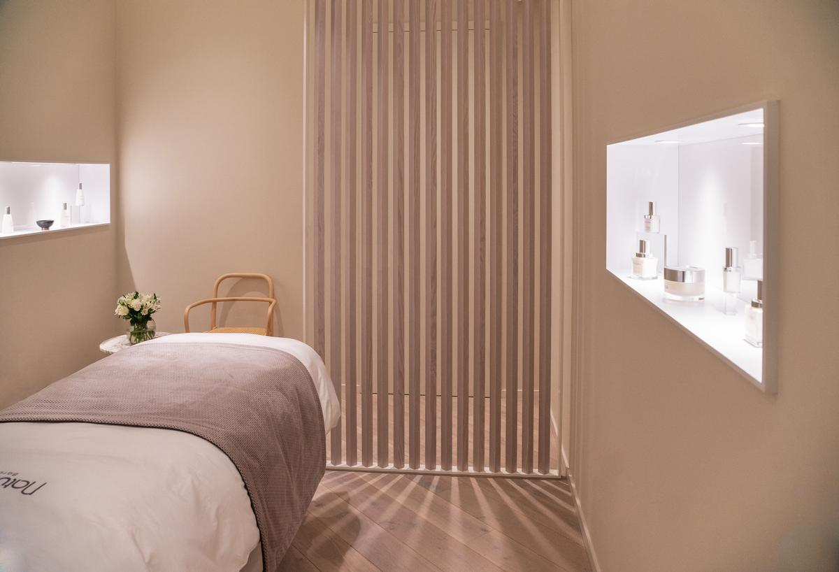 23b2c5924e The spa offers a range of beauty and body rituals to calm and rebalance  stressed guests