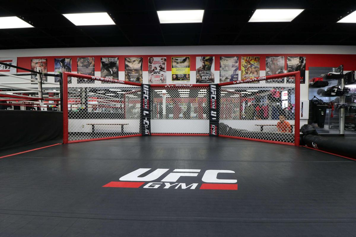 UFC Gym is set to open 100 clubs across the UK and Ireland over the next 10 years