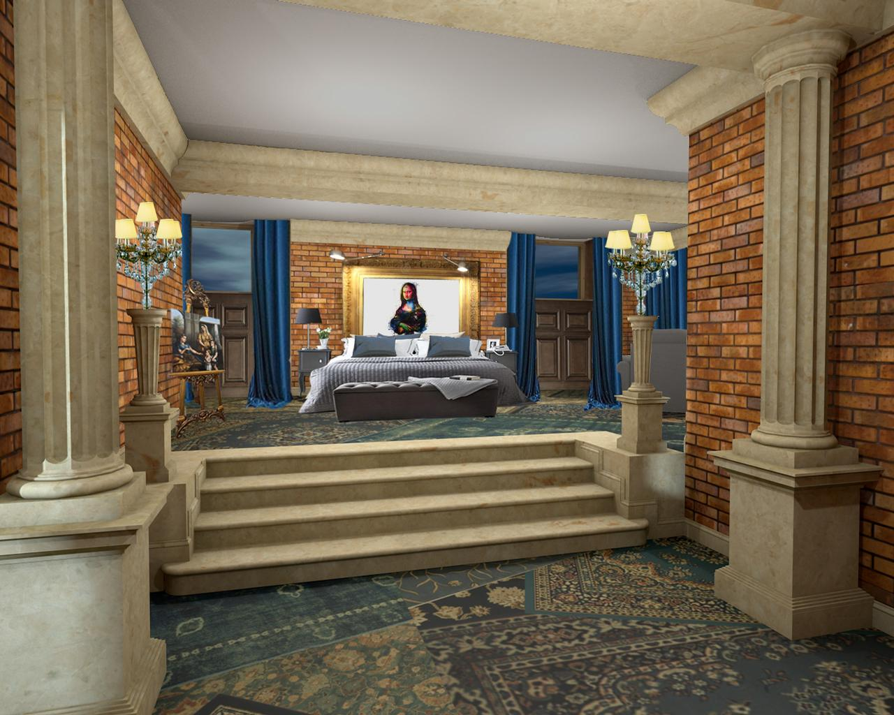 The Mystery Hotel Budapest is on track to open next month. / Courtesy of Preferred Hotels & Resorts