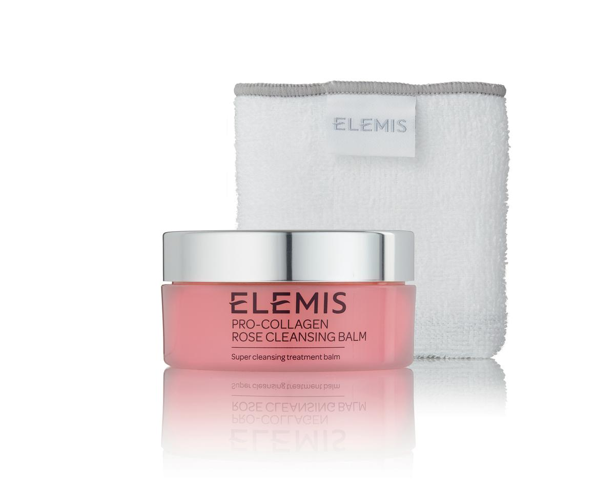 The Pro-Collagen Rose Cleansing Balm has been reformulated to include rose extracts, hand-harvested from more than 17 different varieties of English roses