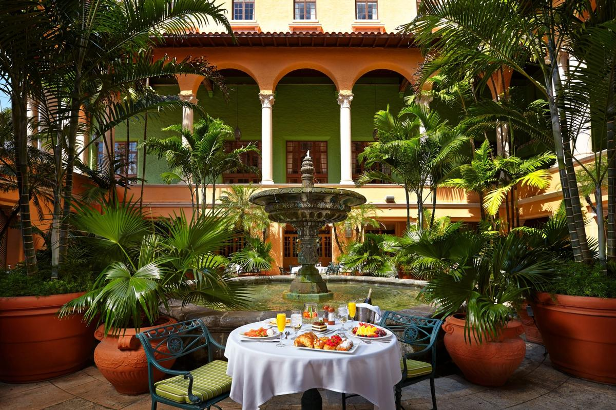 The historic resort – originally designed in the 1920s – has refreshed and expanded several of its common areas and recreational facilities. / Courtesy of The Biltmore Hotel