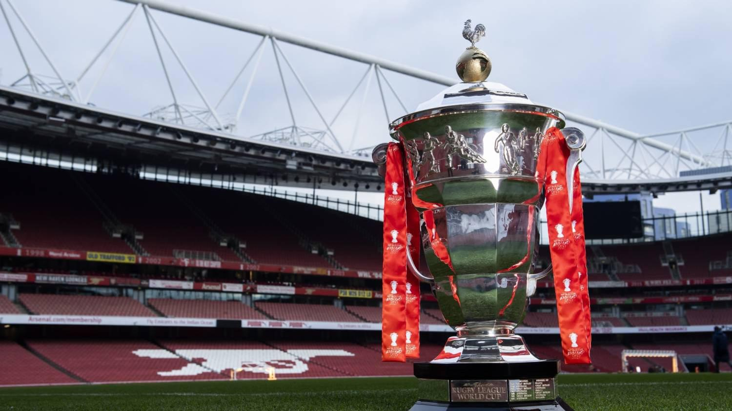 The Emirates Stadium will host a men's semi-final, making rugby league the only sport other than football to have been played at the home of Arsenal FC
