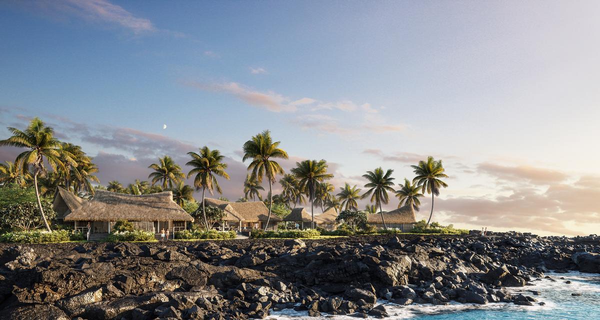 Iconic Hawaiian Kona Village resort to reopen as Rosewood in 2022