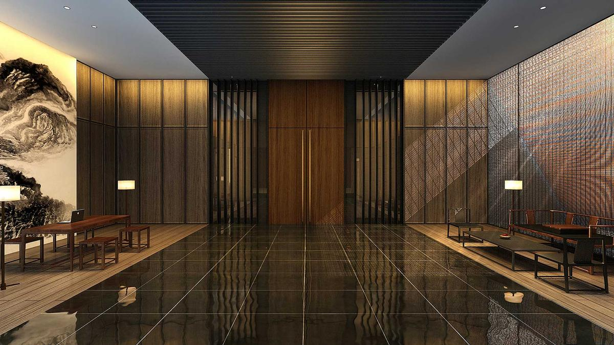 The PuXuan offers 116 rooms and suites. / Courtesy of Urban Resorts Concepts