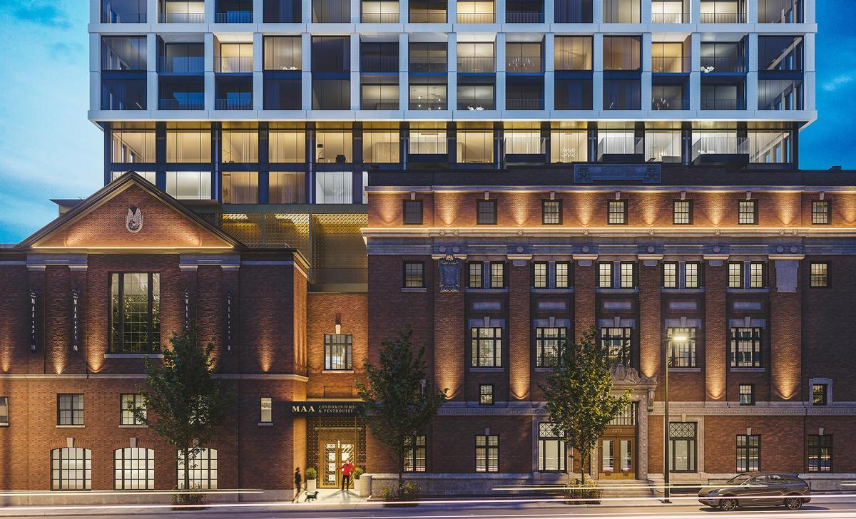 The new property, which will be orientated around the idea of wholesome living, is slated to begin construction in August. / Courtesy of MAA Condominiums and Penthouses