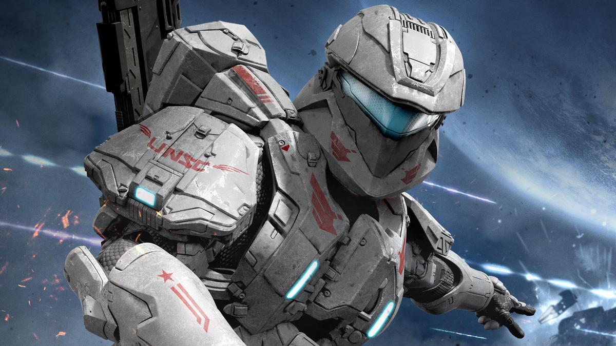 Halo centres on an interstellar war between humanity and an alliance of aliens known as the Covenant / Microsoft
