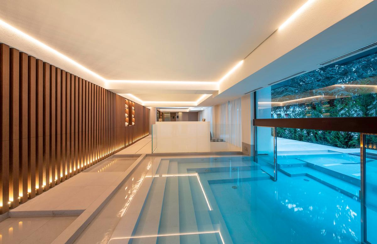 Drawing on spa knowledge accrued in Italy over the millenia, the Equilibrium philosophy considers wellness of the body and spirit as one