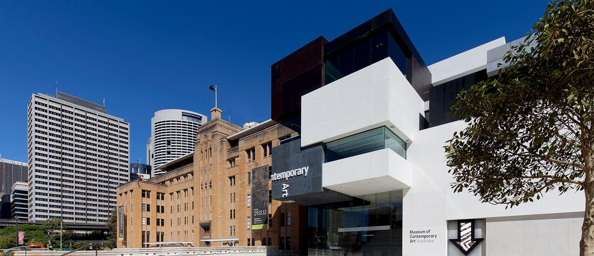 The Museum of Contemporary Art Australia in Sydney / Brett Boardman Photography
