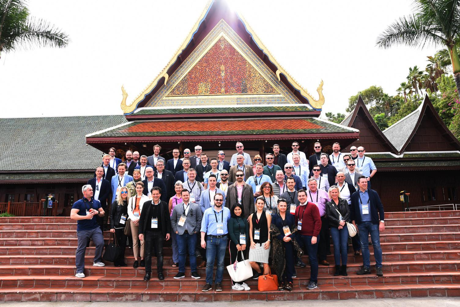 More than 60 attractions professionals attended the IAPPA Winter Forum in the Canary Islands / IAAPA