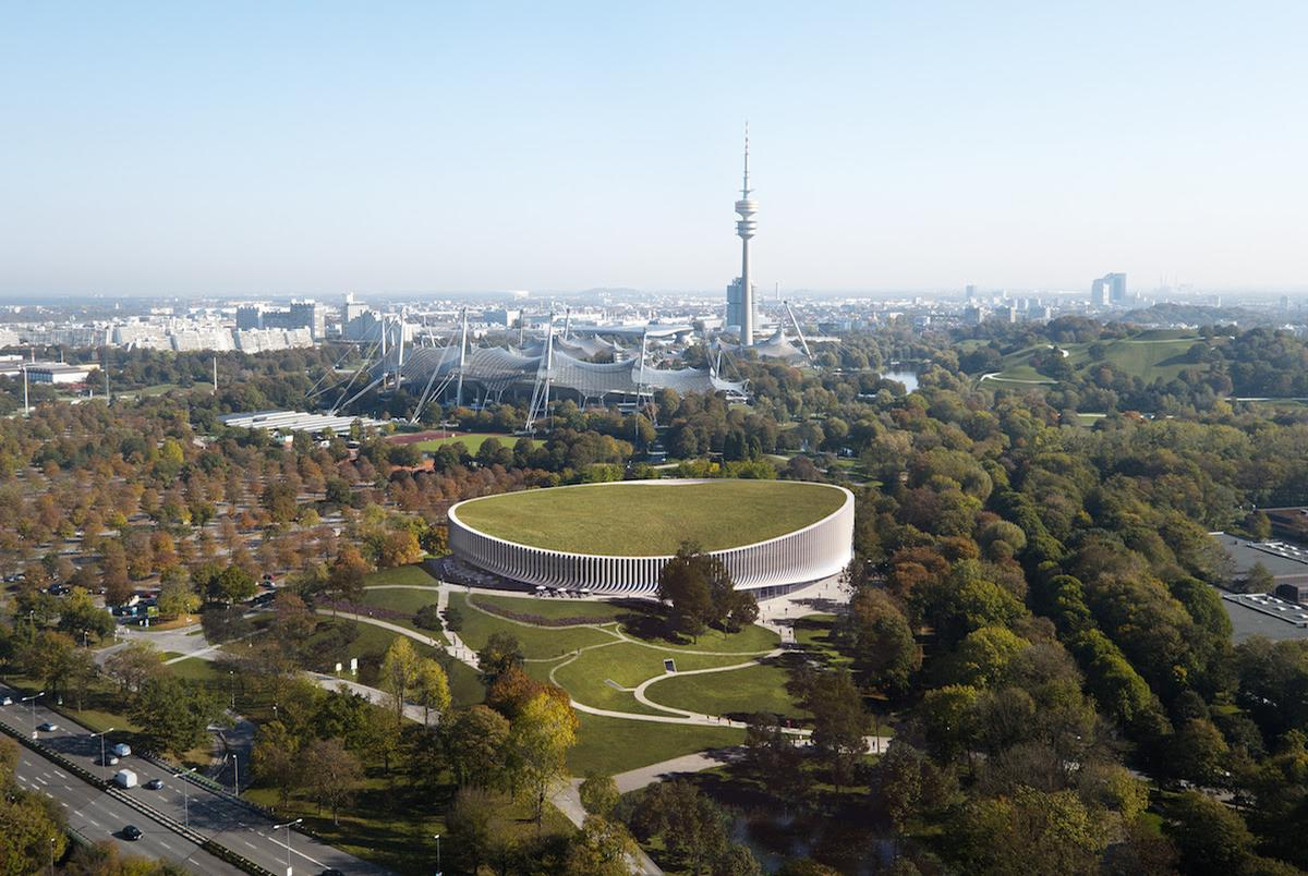 3XN Architects win contract to build multipurpose arena in Munich