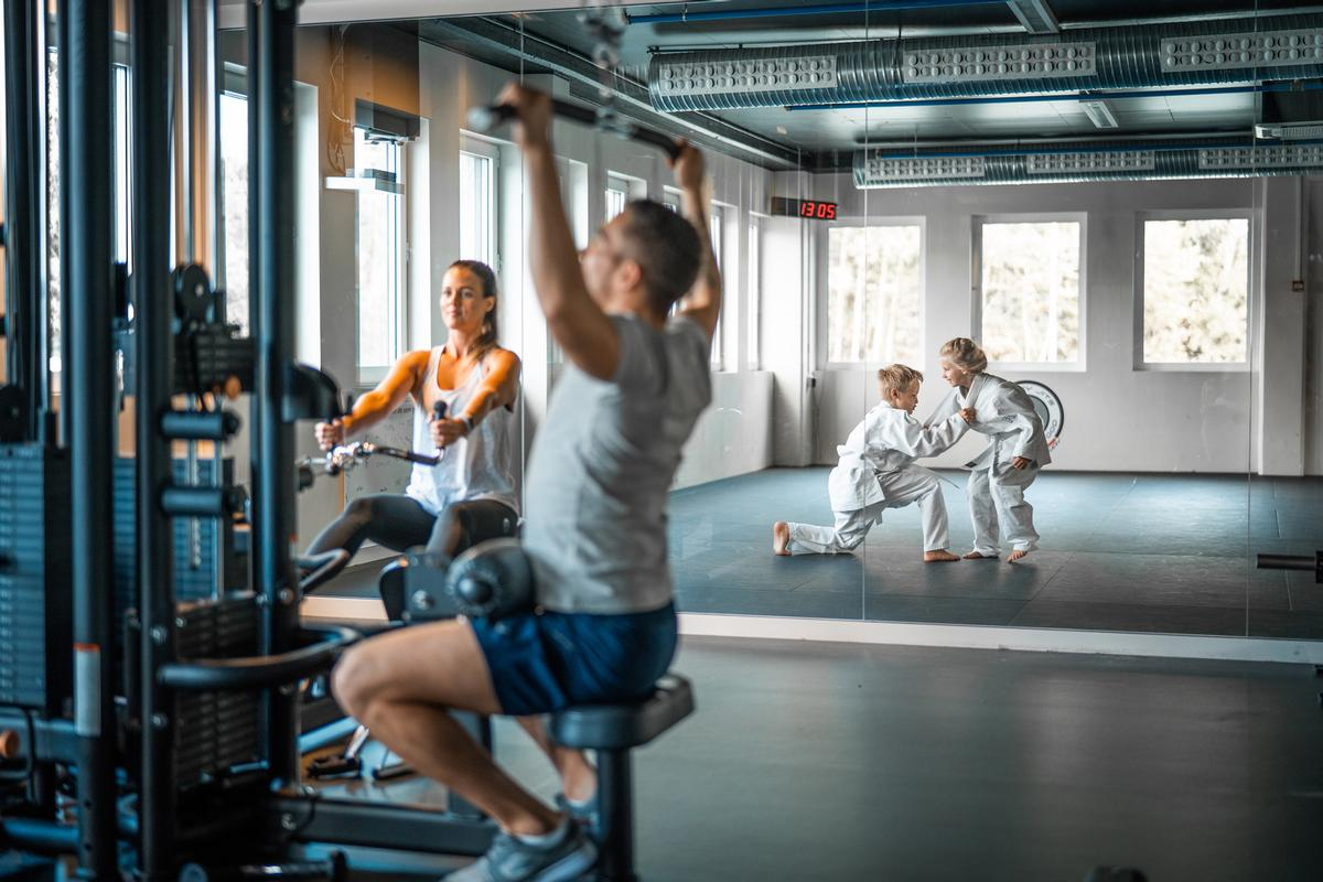 HITIO has become one of the largest fitness chains in Norway, with 32 clubs nationwide