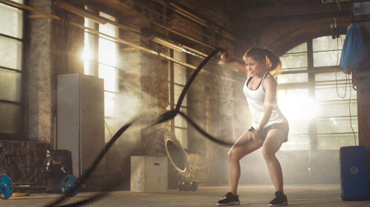 Results from the studies suggested that those using HIIT lost 28.5 per cent more weight than those taking part in less intense forms of exercise