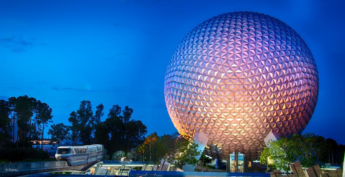 Epcot is gearing up to celebrate its 50th anniversary in 2021. / Disney