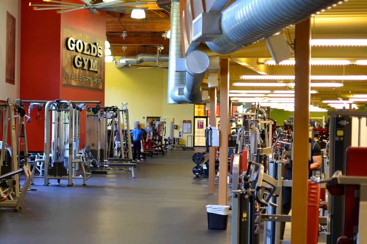 TRT Holdings put Gold's Gym on sale in 2018