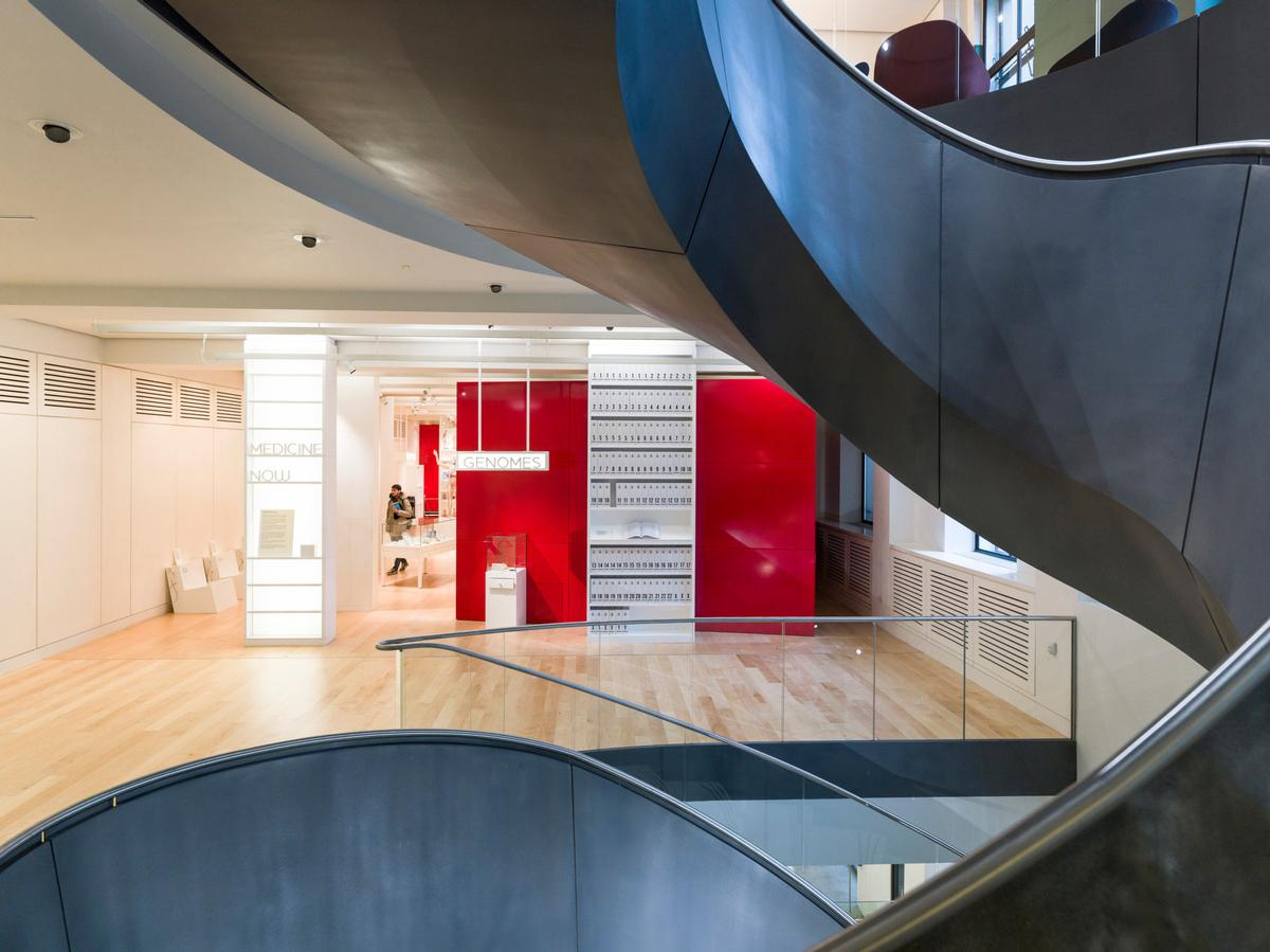 The current Medicine Now gallery is to close in April after 12 years / Wellcome Collection