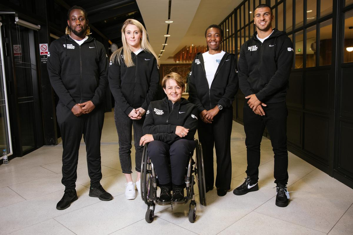 The initiative had a kick-off event at the London Stadium at the end of February with ukactive chair Baroness Tanni Grey-Thompson in attendance