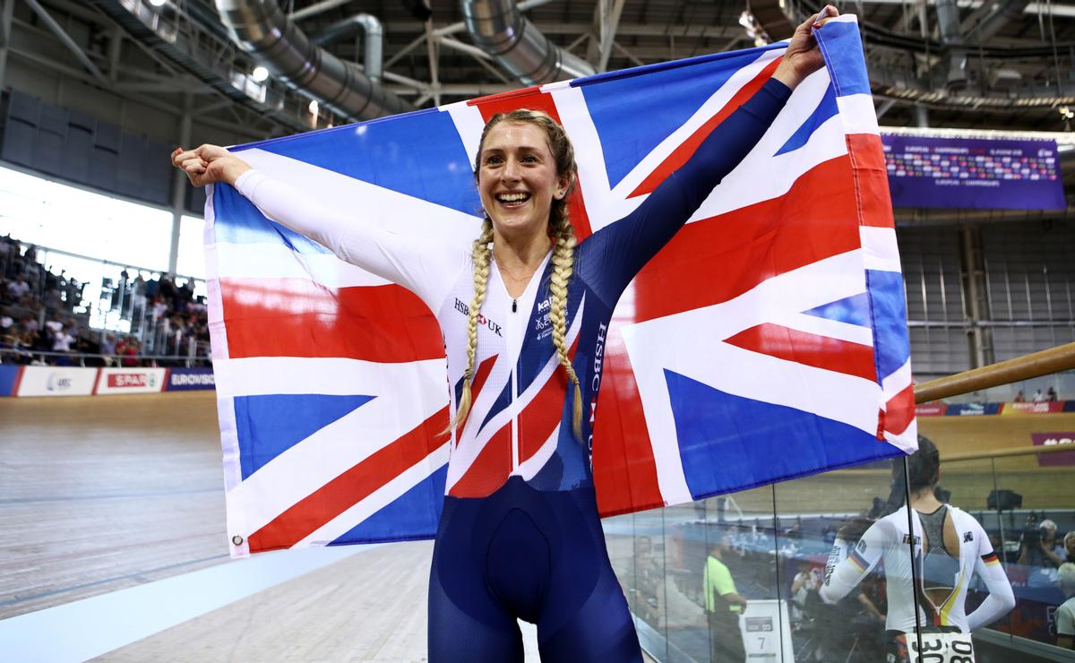 Four-time Olympic champion Laura Kenny started cycling at the age of eight / John Walton/PA Wire/PA Images