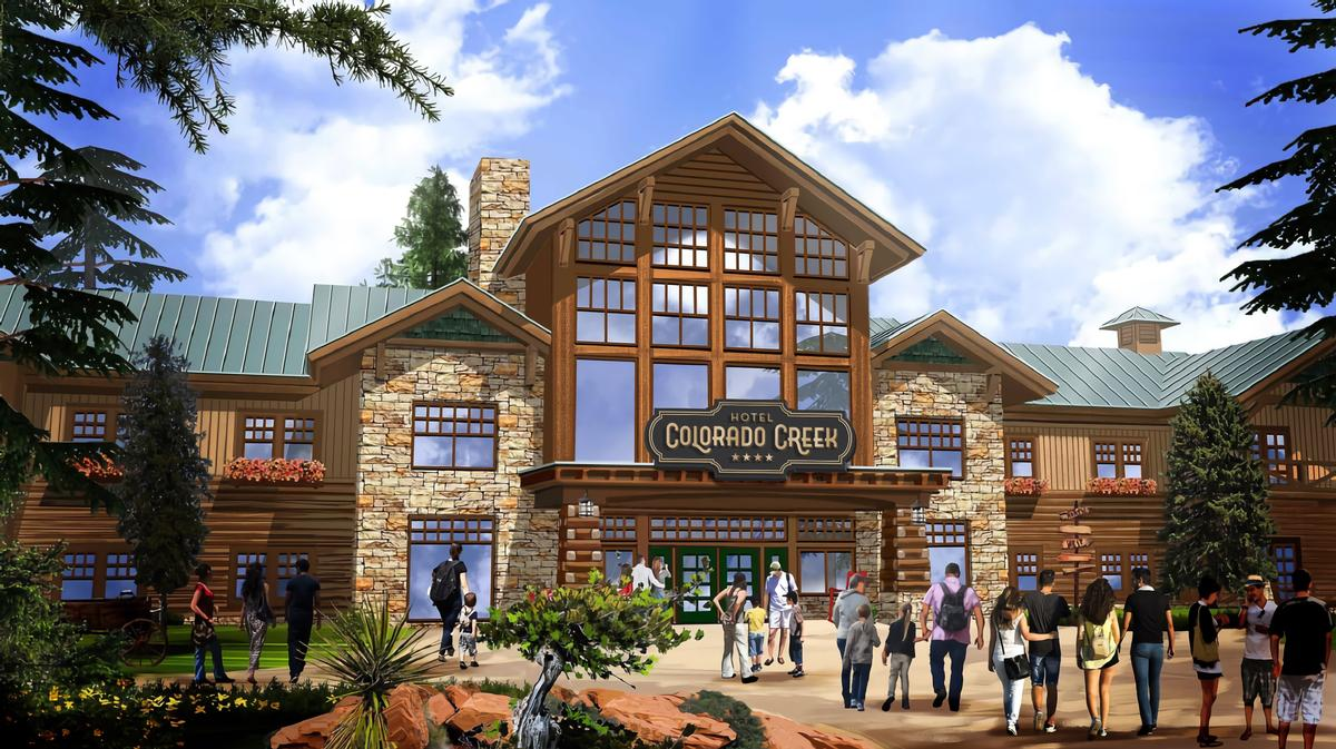The carbon-neutral addition will be the theme park and resort's sixth hotel / PortAventura