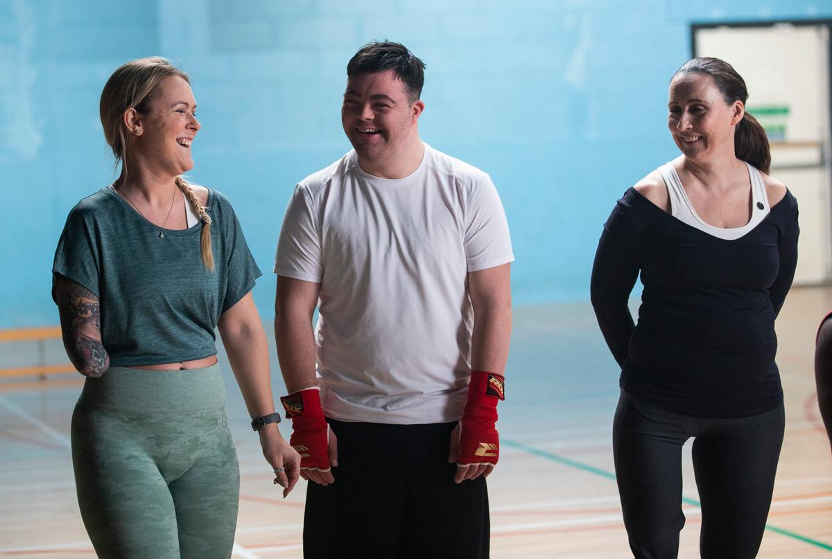 The service looks to create an online destination where disabled people will be able to discover and share the physical activities best suited to them