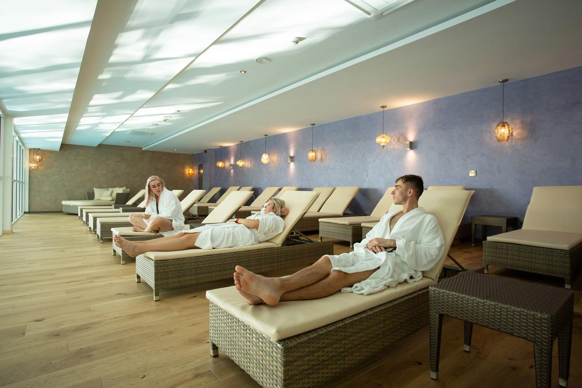 The Spa was created by consultancy firm Spa4 / Ravage Productions