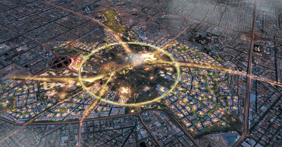 King Salman Park will see a major redevelopment of Old Airport Grounds in Riyadh / Omrania