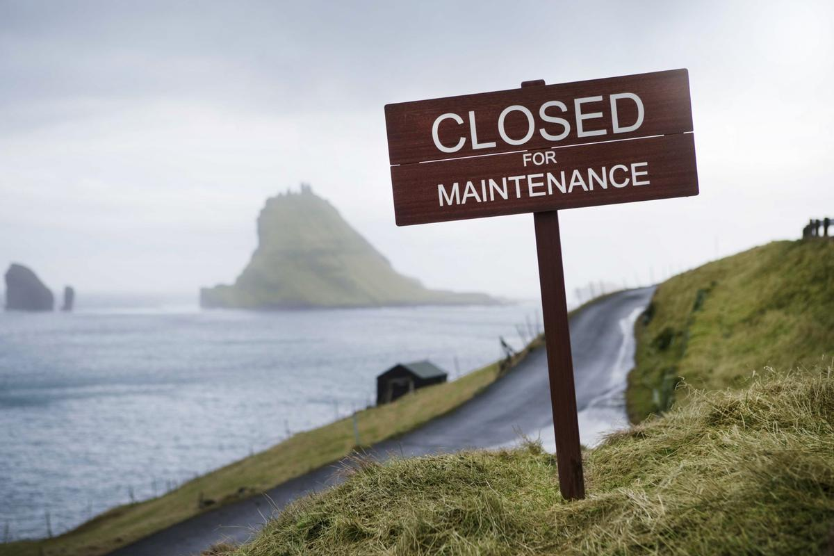 The islands will close to tourists for a weekend in April