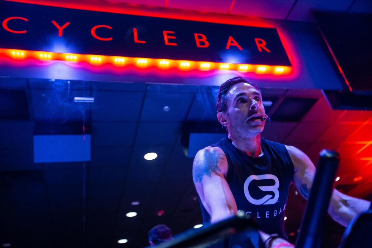 Indoor cycling brand CycleBar was one of the first boutique brands that Xponential acquired