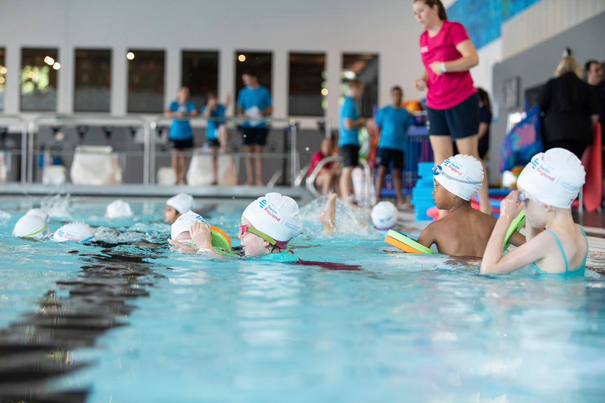 SLL provides swimming lessons to 12,000 kids a week, but needs more teachers