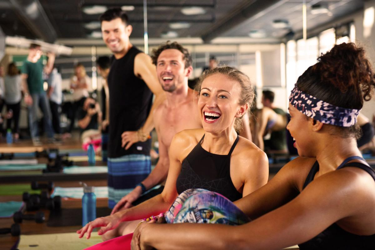 CorePower Yoga has more than 200 sites and is one of the fastest-growing yoga fitness studio operators in the US