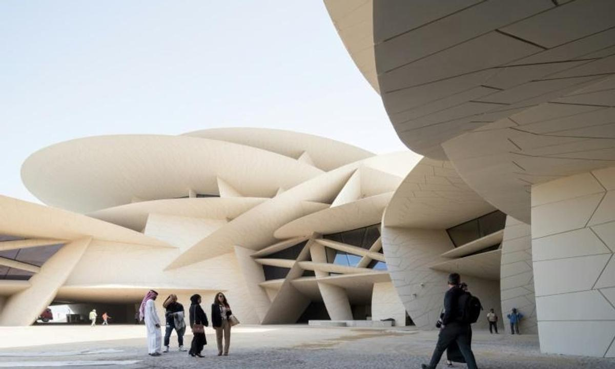 Jean Nouvel completes US$434m museum in Qatar