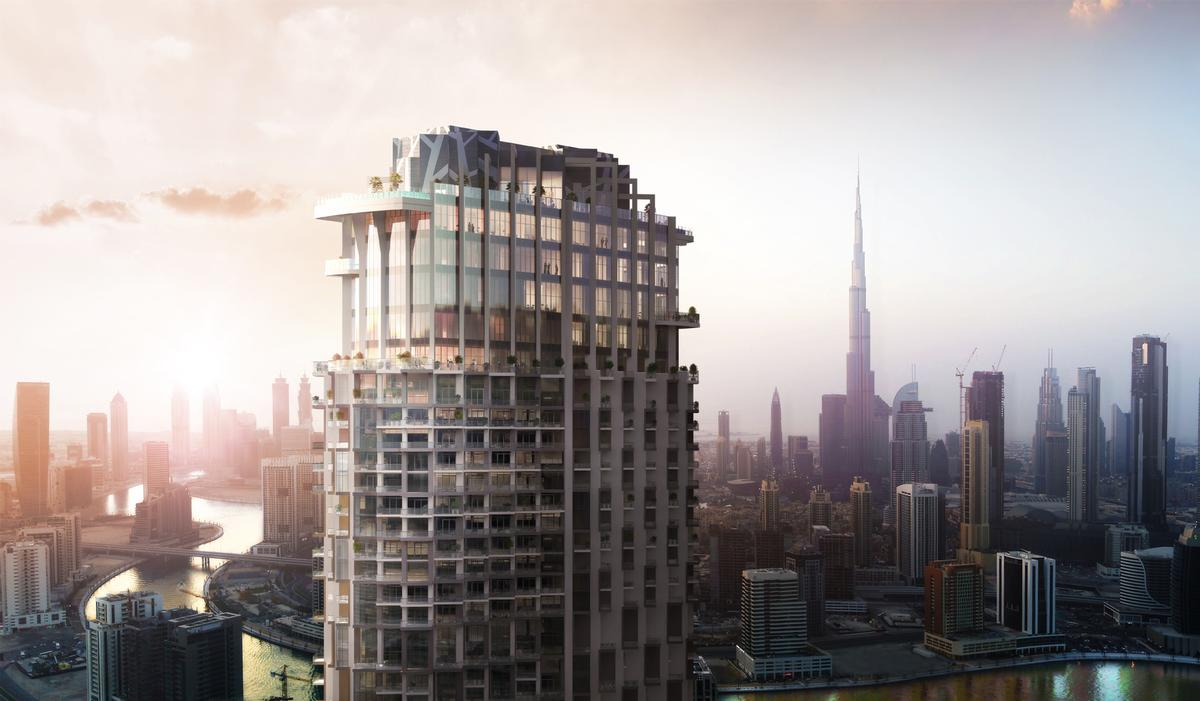 SBE teases first images of its upcoming Dubai Hotel and