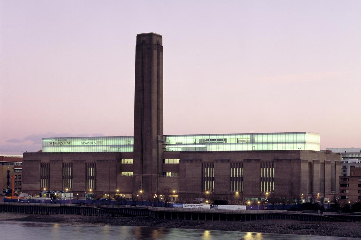 London's Tate Modern gallery was the most visited UK attraction in 2018 with 5.9 million visitors