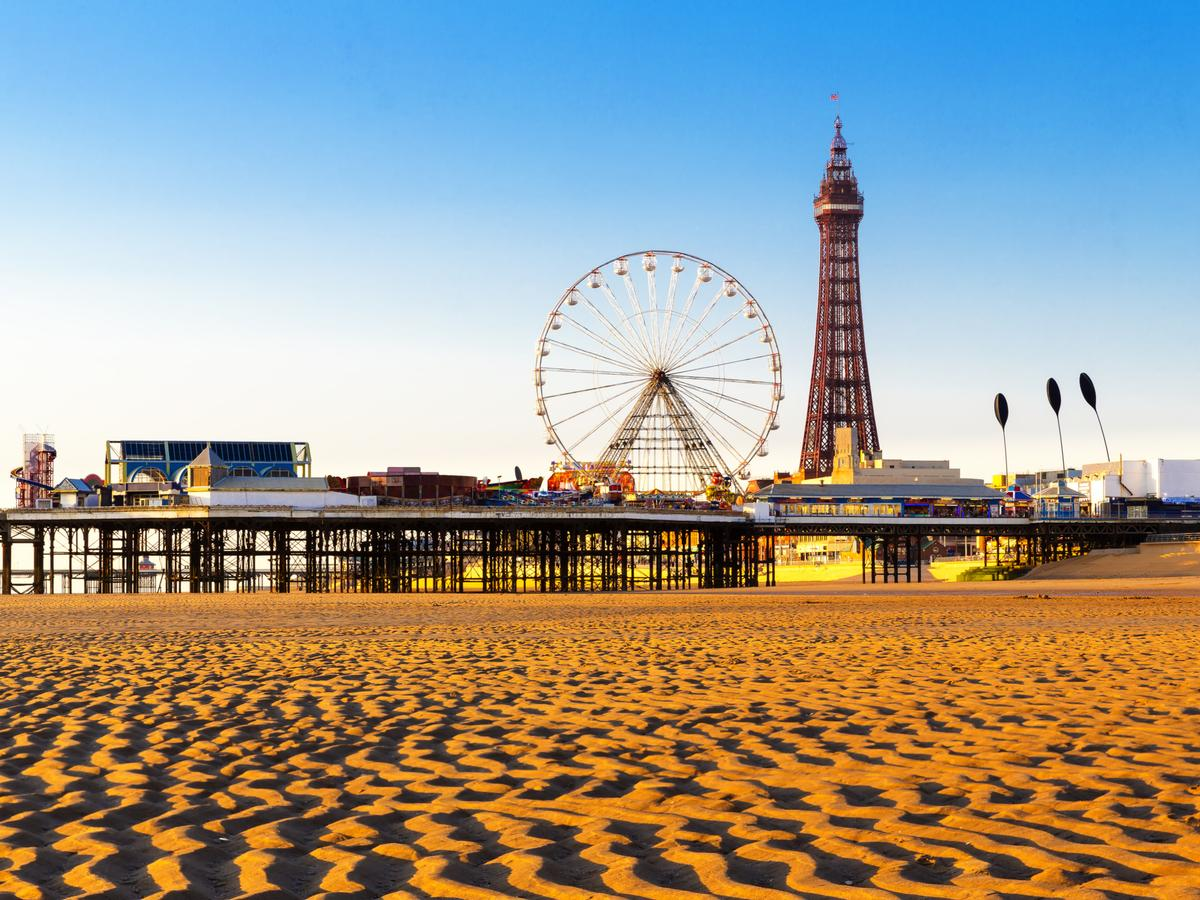 The new Amuseum in Blackpool, Lancashire, which, which tells the story of the town, has been awarded £1.8m (US$2.4m, €2.1m) / Shutterstock.com