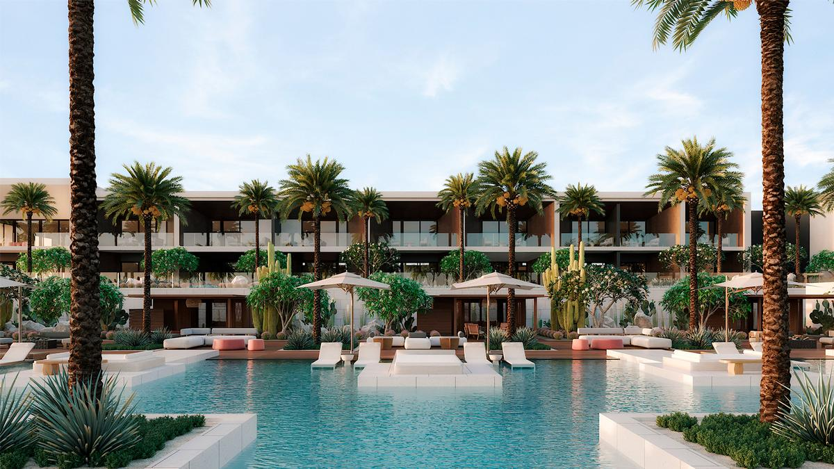 The resort is the first Mexican property from the Nobu Collection. / Courtesy of Nobu Hotels