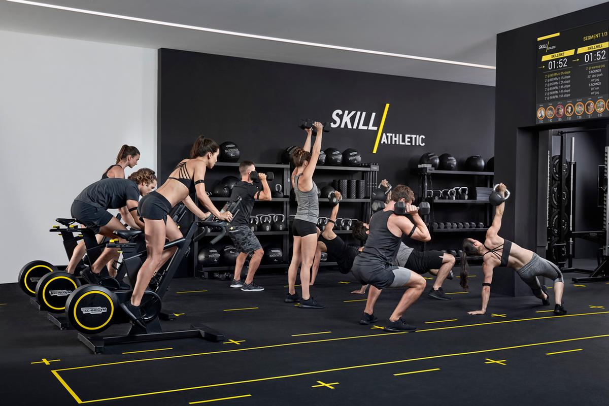 Technogym will make a number of its equipment lines compatible with the new Technogym Live service
