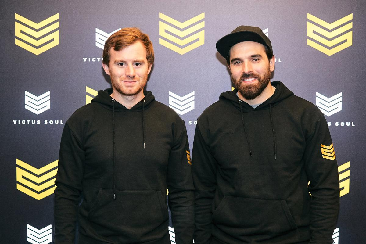Paul Trendell and Chris Djuric are building the HIIT-focused brand