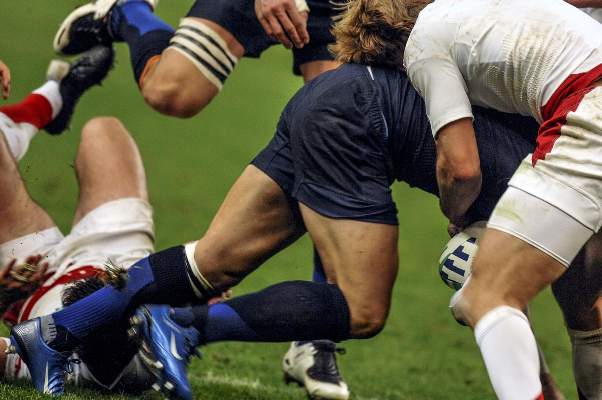 Rugby is one sport that has started taking action on concussion / Shutterstock