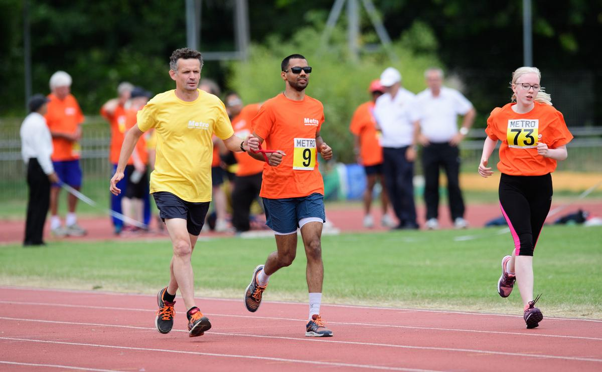 Metro Blind Sport aims to make sport available for all vision-impaired people, regardless of age or sporting ability