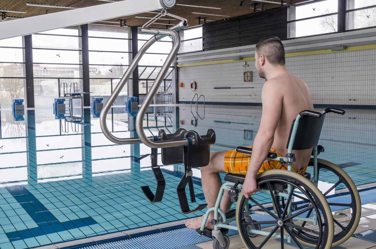 Accessibility to sport has a hugely positive effect for people with disabilities and long-term conditions