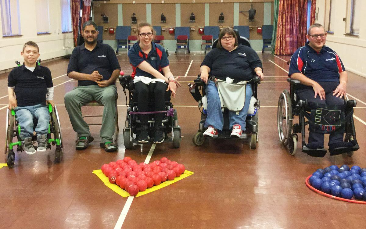 Accessibility to sport has a hugely positive effect for people with disabilities and long-term conditions / SportsAble