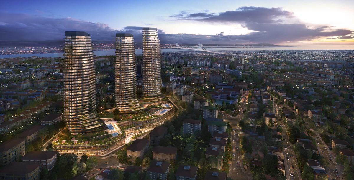 Mandarin Oriental announces hotel and residences in Istanbul by UNStudio