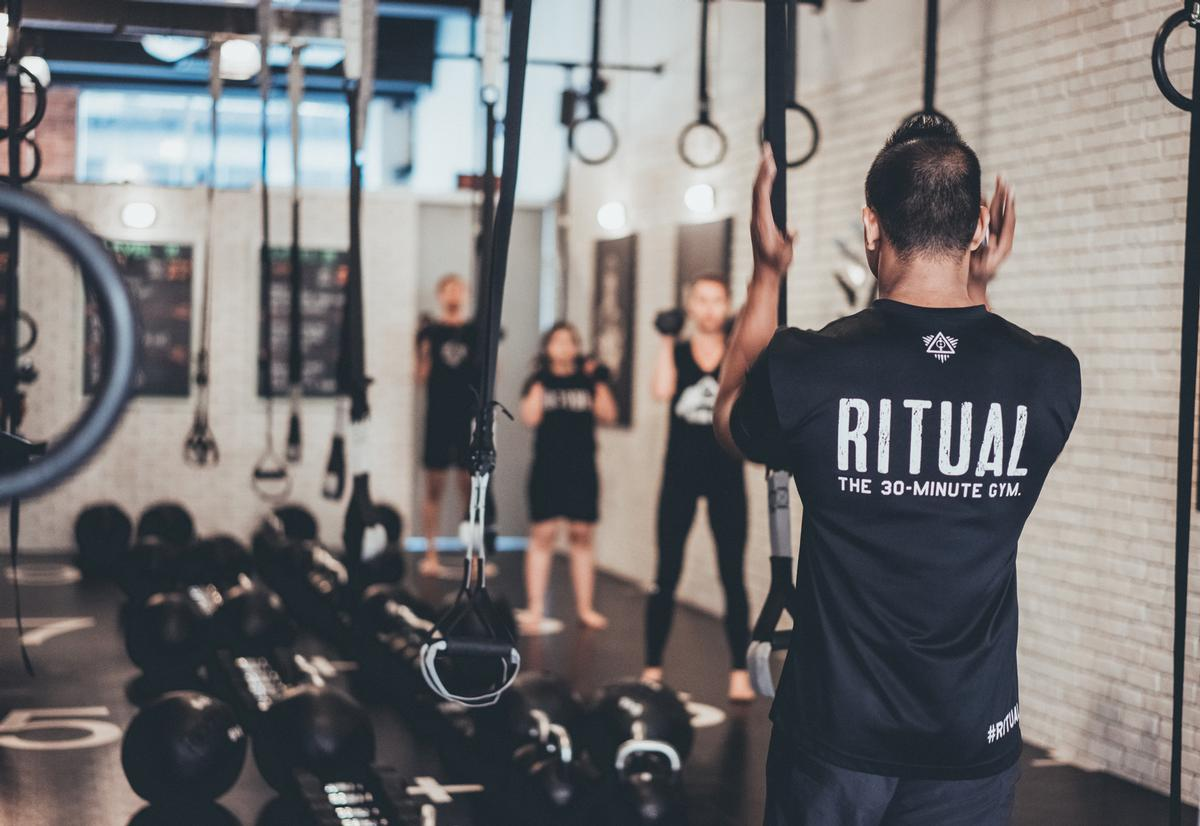 Ritual Gym currently operates seven studios in Singapore, Brazil, Spain and South Africa